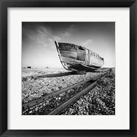 Framed Ship Wreck I