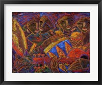 Framed Musas Del Caribe