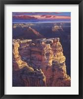 Framed Gold Of Arizona