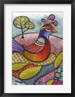 Framed Songbird