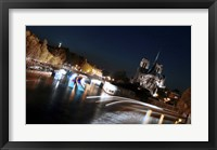 Framed Parisian Lights
