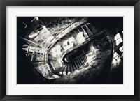 Framed Sanat stairs