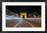 Framed Champs Elysees I