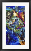 It's Another World Framed Print