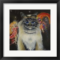 Ms Mini Myrtle Framed Print