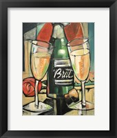 Framed Celebrate Bubbly