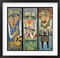 Framed Jazz Trio