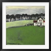 Framed Homestead