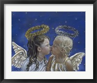 Framed Angel Kisses