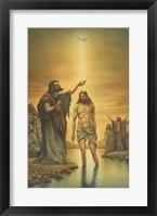 Framed Baptism