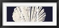 Contemporary Coastal Triptych 3 Framed Print