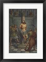 Torture Framed Print