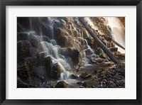 Framed Dip Falls