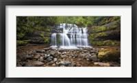 Framed Liffey Falls