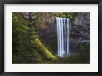 Framed Tamanawas falls
