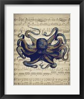 Framed Octopus 1