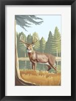 Framed Elk 2