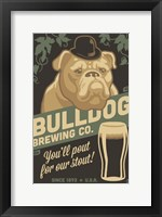 Framed Bulldog Brewing Co.