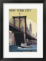 New York City 2 Framed Print