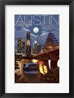 Framed Austin TX