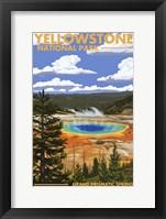 Framed Yellowstone 2