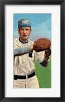 Vintage Baseball 29 Framed Print