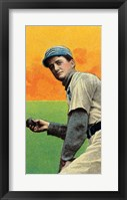 Vintage Baseball 30 Framed Print