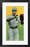 Vintage Baseball 31 Framed Print