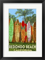 Redondo Beach Framed Print