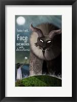 Framed Face your Demons