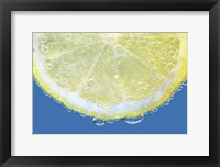 Framed Lemon Slice