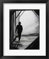 Midnight Affair Male Framed Print