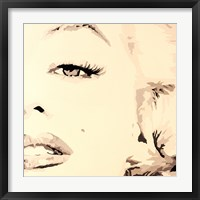 Framed She Knows Marilyn Monroe Pop Art