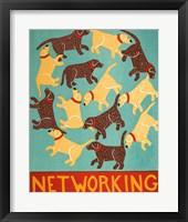 Framed Networking Choc