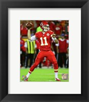 Framed Alex Smith 2015 Action