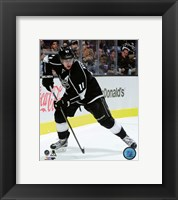 Framed Anze Kopitar 2015-16 Action