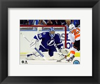Framed Ben Bishop 2015-16 Action