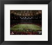Framed Georgia Dome 2013