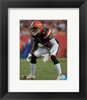 Framed Joe Haden 2015 Action
