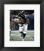 Framed Todd Gurley 2015 Action