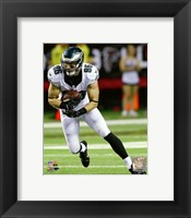 Framed Zac Ertz 2015 Action