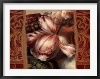Framed Classic Dutch Tulip