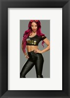 Framed Sasha Banks 2015 Posed