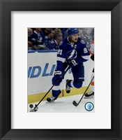 Framed Steven Stamkos 2015-16 Action