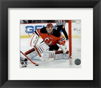 Framed Cory Schneider 2015-16 Action