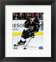 Framed Drew Doughty 2015-16 Action