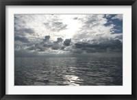 Framed Atlantic Sunrise