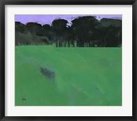 Framed Dark Grove