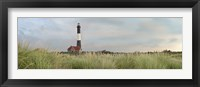 Island Lighthouse No. 1 Framed Print