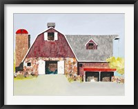 Barn No. 2 Framed Print
